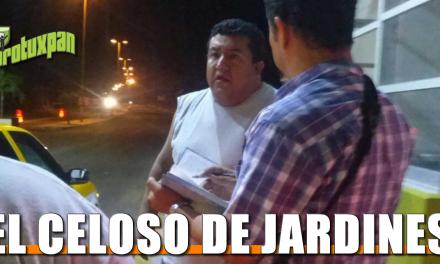 EL CELOSO DE JARDINES