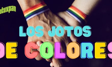 los jotos de colores
