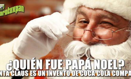 ¿Quien fue Papá Noel?