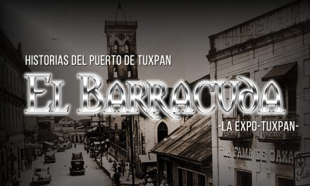 BARRACUDA EN LA EXPO TUXPAN