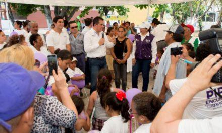 """""""El Pipo"""" de Encuentro Social critica mal uso de presupuesto educativo en Veracruz"""