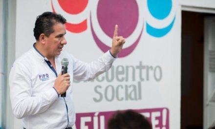 El candidato a gobernador de Encuentro Social promete un Veracruz seguro y productivo