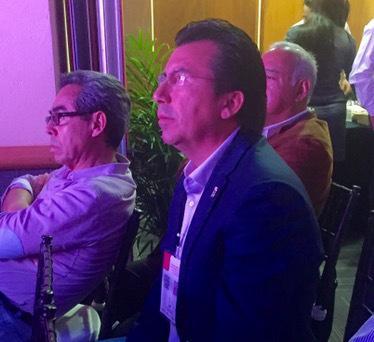 """Denuncia Guízar Valladares que quisieron 'Bloquear' a """"Pipo"""" durante el Debate del OPLE"""