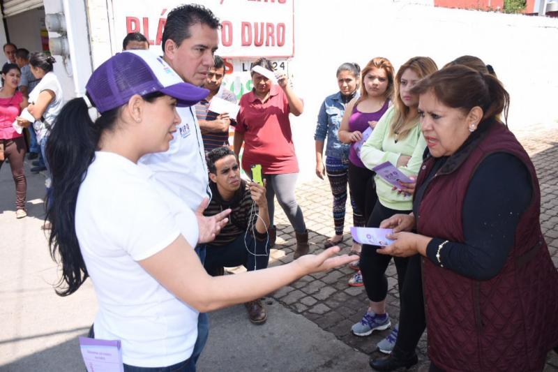 Transmiten a Pipo la preocupación por el futuro de las nuevas generaciones en Veracruz