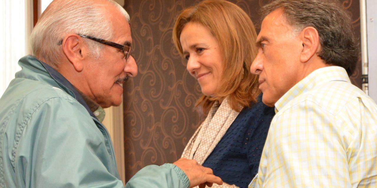 Respetaré los derechos de los jubilados y pensionados y su dignidad personal. Siempre encontrarán en mi una mano solidaria: Miguel Ángel Yunes Linares