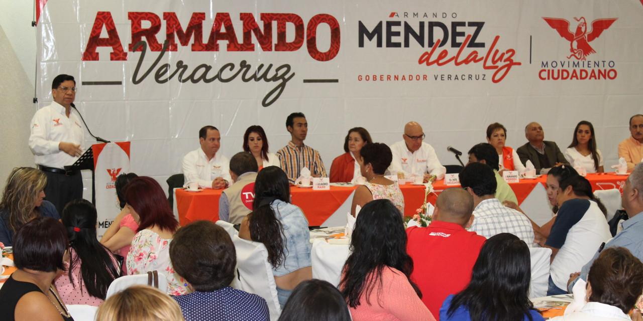 URGE UN PROGRAMA DE COMBATE FRONTAL A LA POBREZA: MÉNDEZ DE LA LUZ