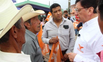 LA PARTICIPACIÓN CIUDADANA ES FUNDAMENTAL PARA LOGRAR EL DESARROLLO DE LAS COMUNIDADES: MÈNDEZ DE LA LUZ