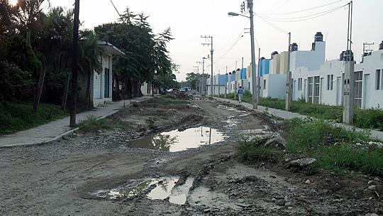 De Los Lirios… Por donde NO PASO NI Alberto Silva Ramos…