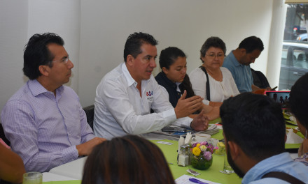 Ni PRI rojo ni PRI azul; Encuentro Social es la tercera vía para Veracruz: Pipo Vázquez