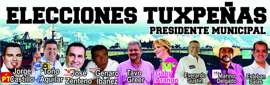 Elecciones Tuxpeñas 2017