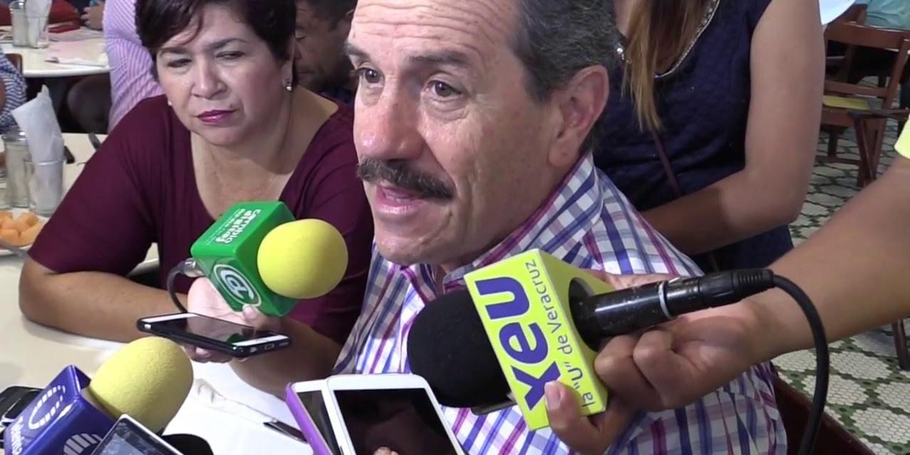 """LOS VERACRUZANOS ESTAMOS """"HASTA LA MADRE"""" DE LO QUE SUCEDE EN VERACRUZ: JUAN BUENO"""