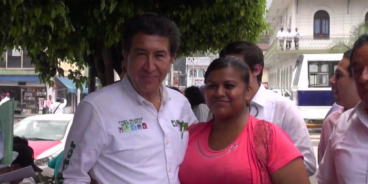 Se castigará a delincuentes: Héctor Yunes