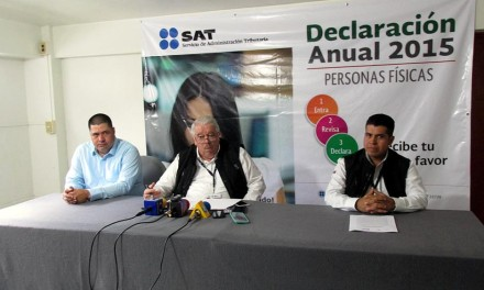 INVITA SAT A PERSONAS FÍSICAS A PRESENTAR DECLARACIÓN ANUAL