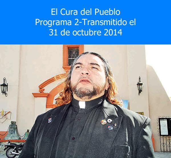 EL CURA DEL PUEBLO – PROGRAMA 2 – EL TRIBILIN