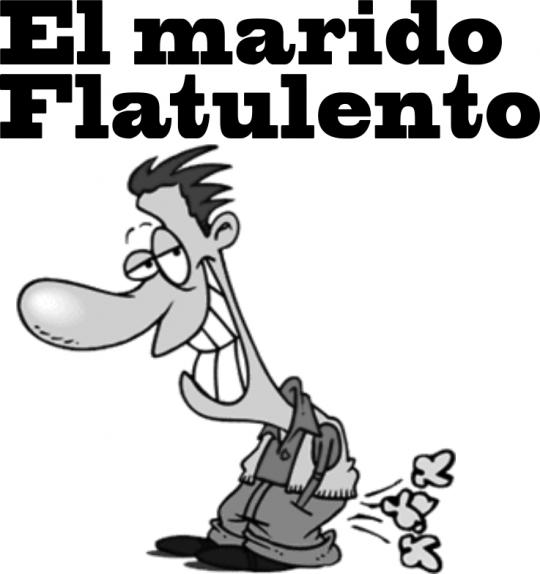 EL MARIDO FLATULENTO