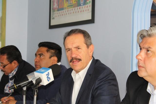 EL PODER CIUDADANO GANA SOBRE INTERESES PARTIDITAS, MI  CANDIDATURA ES LEGÍTIMA: JUAN BUENO TORIO