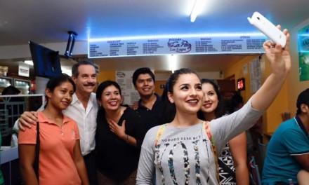 CONSTRUIRÉ CON LOS CIUDADANOS UN GOBIERNO INDEPENDIENTE: JUAN BUENO TORIO