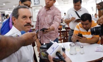 Vamos acabar con la 'epidemia de violencia' que hay en Veracruz: Juan Bueno Torio