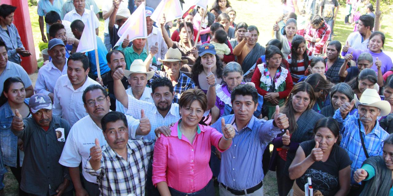 Alba Leonila llevará vida digna a los más pobres de Veracruz