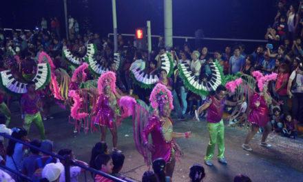 Más de 200 mil personas disfrutaron del Carnaval Tuxpan 2016