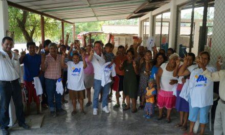 Caminos rurales, la principal demanda en las comunidades: Esquitin Ortiz