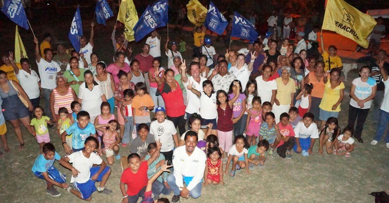 Más ciudadanos se unen al proyecto de Rescatar a Veracruz