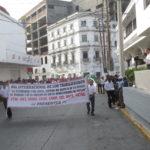 Conmemoran sindicatos y organizaciones obreras Día del Trabajo