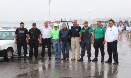 "Arranca Operativo de Seguridad ""Carnaval Tuxpan 2016"""