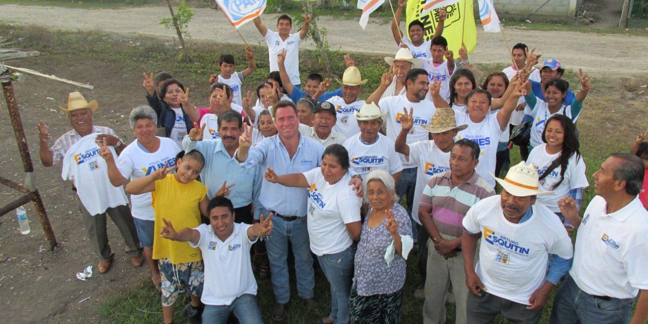 Apoyos Productivos, los principales a legislar ante el Congreso: Esquitin Ortiz