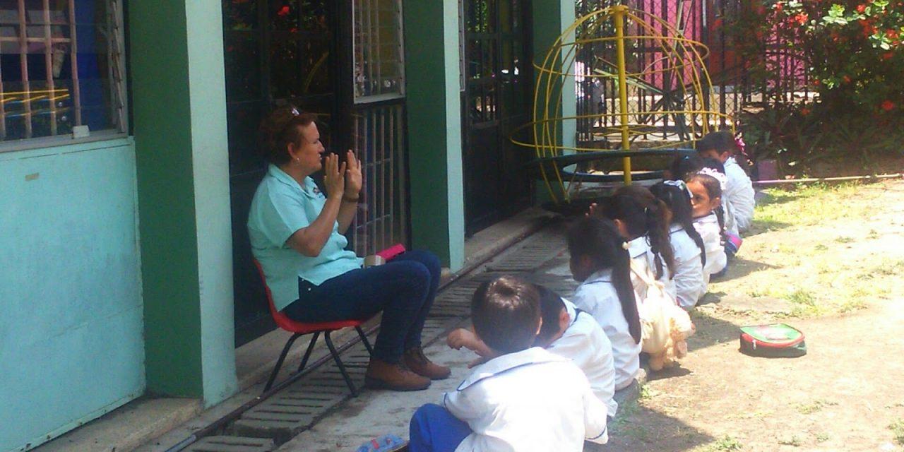 Urge cambio de cableado en Jardín de Niños Francisca Cano