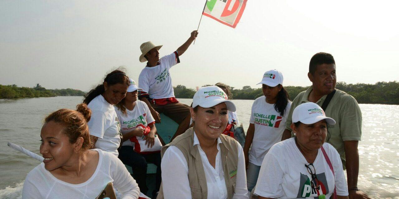 Tamiahua llevará a la victoria a Michelle Gustin