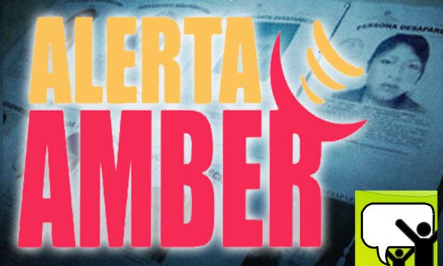 Activan Alerta Amber por desaparición de menor de 13 años, en Xalapa