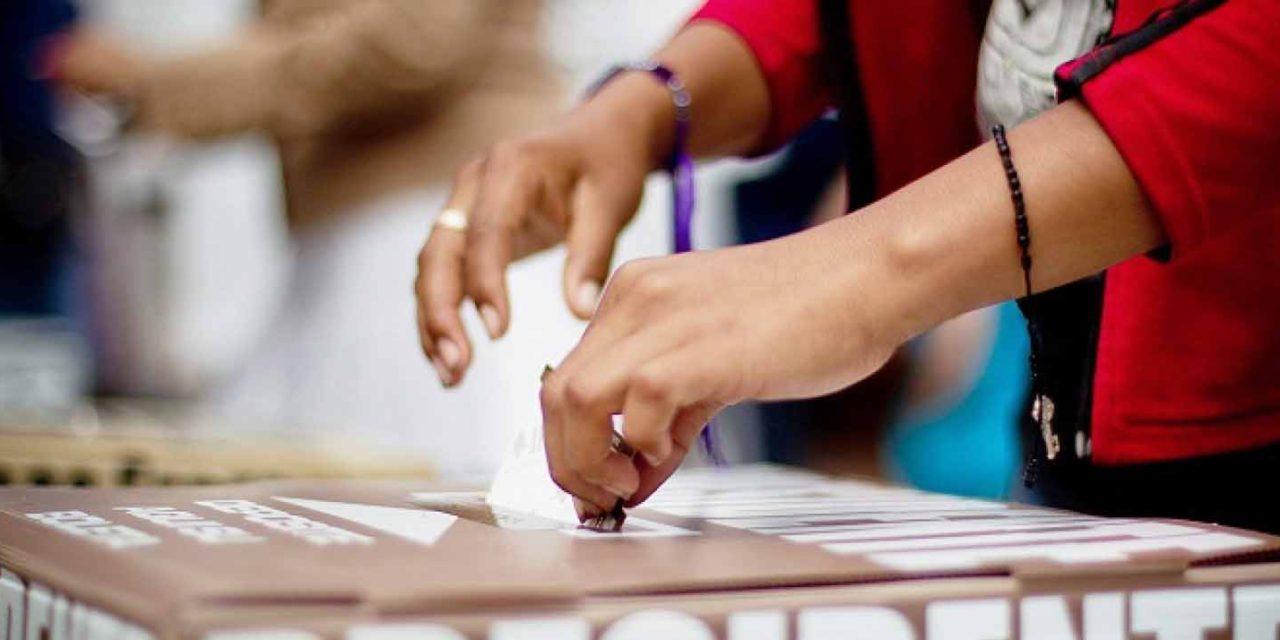 Las mujeres participan más en la política