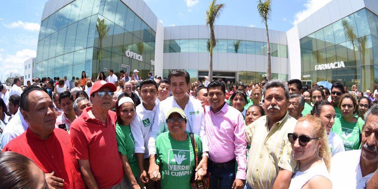 Más inversión llega a Veracruz