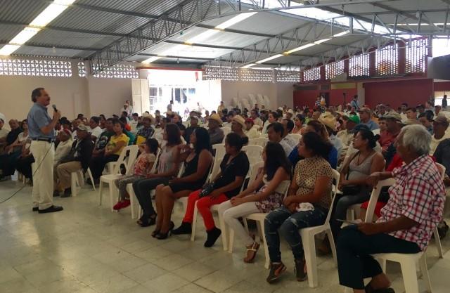 Voto por la candidatura independiente es un voto útil para el campo: Juan Bueno Torio