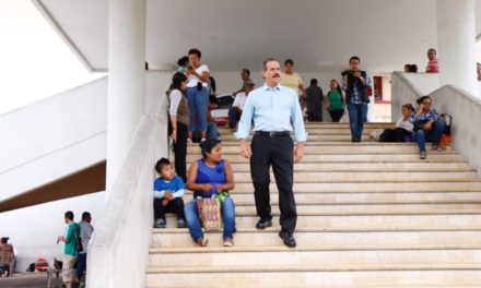 Veracruz padece el Cáncer de la corrupción: Juan Bueno Torio