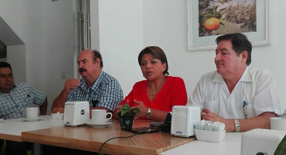 Alba Leonila exigirá a MYL que cumpla cada una de sus promesas de campaña