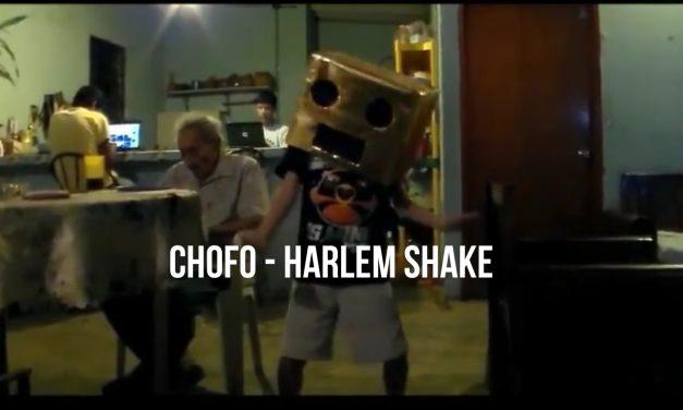 CHOFO HARLEM SHAKE