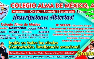 COLEGIO ALMA DE MEXICO A.C.