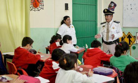 Más de 3 mil menores se capacitaron en materia de  Educación Vial