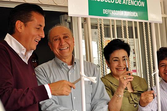 Inician en Tuxpan las jornadas estatales itinerantes de defensoría jurídica gratuita 2012