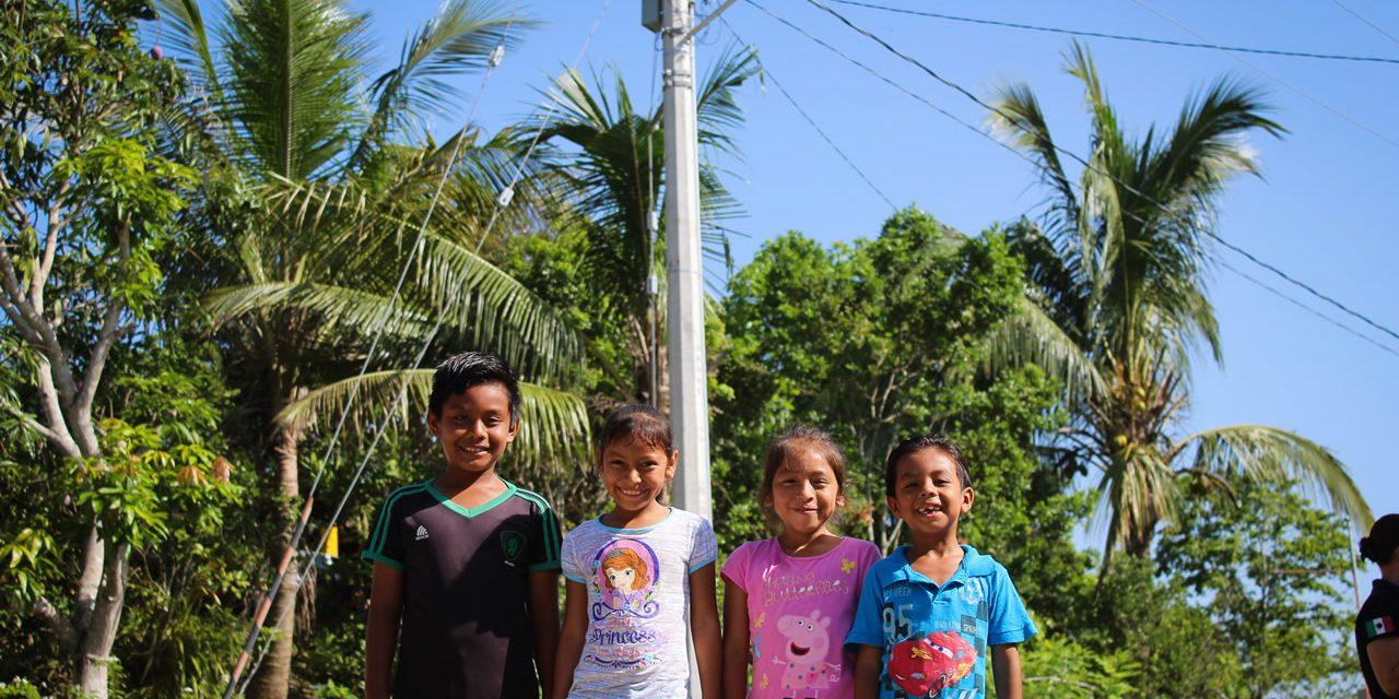 Concluyen obras en Cañada Rica