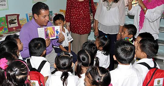 Alto Lucero cuenta con un nuevo plantel educativo rehabilitado