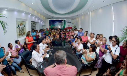 Fructífera Reunión Entre Autoridades Municipales y Antorchistas