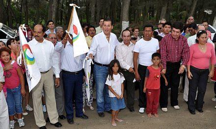 Inicia ASR el 2012 con el banderazo del bulevar playero en Tuxpan