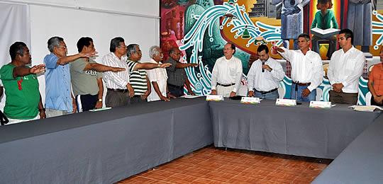 Crea gobierno municipal el primer comite municipal del box