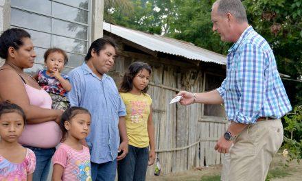 Sin Precedentes el Apoyo que Brinda RRD a Familias Vulnerables