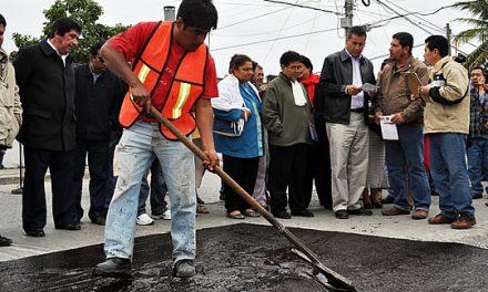 Inicia la rehabilitación de la avenida Cuauhtémoc en Tuxpan