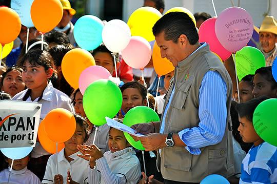 Se traslada Gobierno Municipal de Tuxpan a la comunidad de Higueral