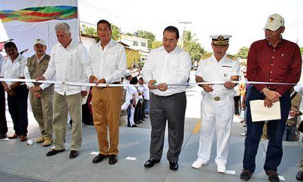 Tuxpan es punta de lanza del desarrollo regional: JDO